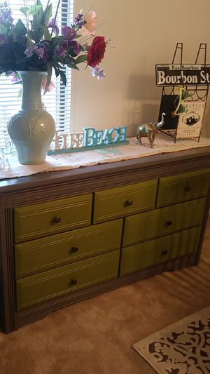 DRESSER / ENTRY TABLE 32'H X 56'L X17'D for Sale in Fairfax, VA