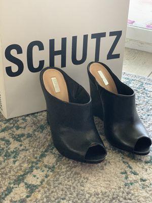 Atanado Soft Black High Heel Sandal for Sale in Santa Clarita, CA