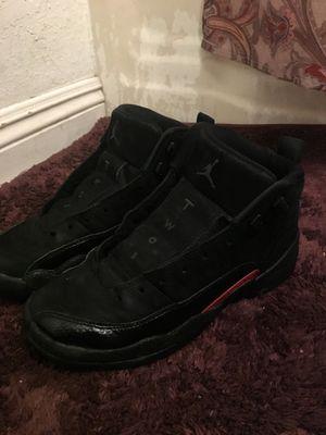 Air Jordan 12 Retro GG 'Rush Pink' Youth Sneakers size 5.5. for Sale in Fontana, CA