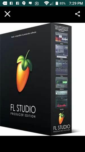 fl studio producer edition with signature plugin bundle for Sale in Charlotte, NC