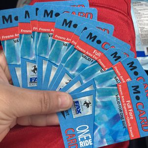 10 Bus Passes For 10$ for Sale in Fresno, CA