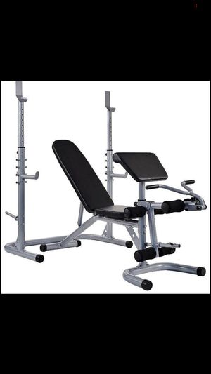 Weight bench and squat rack for Sale in Austin, TX