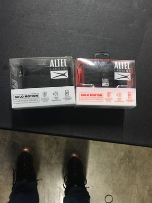 ALTEC Bluetooth speakers for Sale in Washington, DC