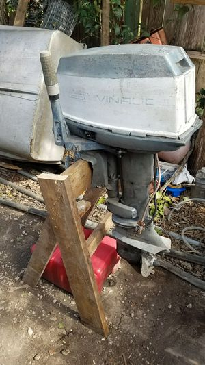 Evinrude 25HP Outboard for Sale in Dallas, TX
