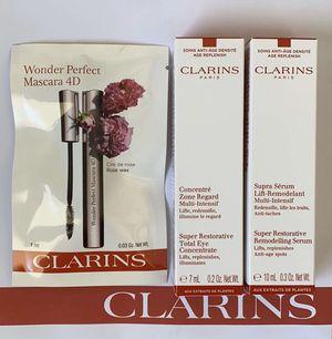 Clarins beauty bundle for Sale in Orlando, FL
