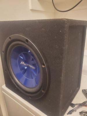 "Subwoofer 12""Pioneer in box for Sale in Salt Lake City, UT"