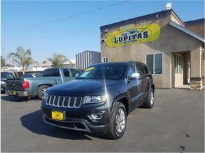 2014 Jeep Grand Cherokee for Sale in Atwater, CA