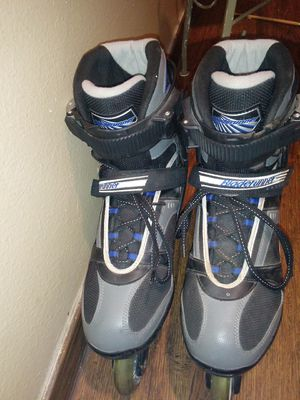 Adult size 12; Bladerunner Pro78 InLine Speed Blades;powered by, RollerBlade for Sale in Drumright, OK