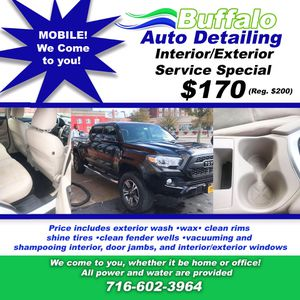 Mobile detailing for Sale in Buffalo, NY