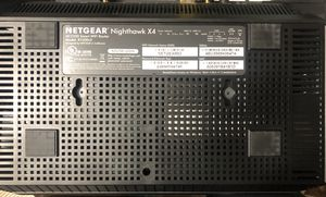 Netgear Nighthawk X4 WiFi Router for Sale in Bellevue, WA