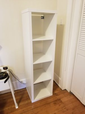 Kallax Bookshelf with Extra Legs for Sale in Seattle, WA