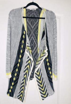 Light gray cardigan. Size: S for Sale in Forest Heights, MD