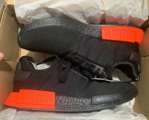 Ds adidas nmd solar red size 11 for Sale in Houston, TX