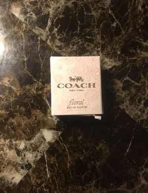 Coah perfume never used for Sale in Dallas, TX