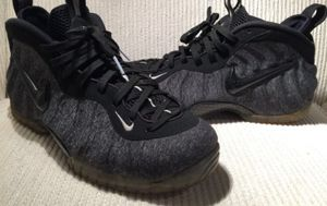 size 8 Gucci foamposites and wool grey foamposites for Sale in Rockville, MD