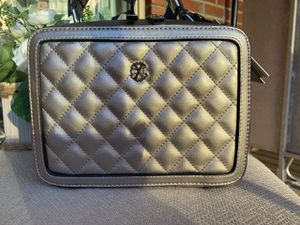 Christian Lacroix Silver Satchel for Sale in Silver Spring, MD