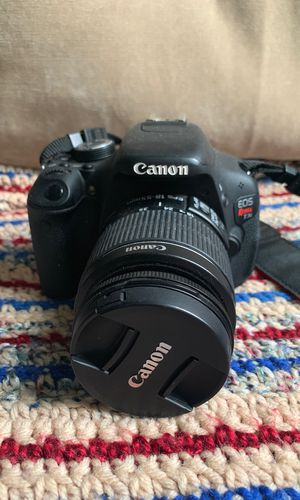 Used, Cannon Rebel T3i body for Sale for sale  Brooklyn, NY