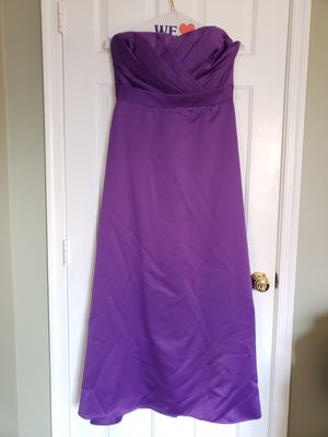 Long Formal Purple Dress for Sale in Gaithersburg, MD