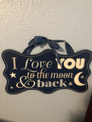 Room hanging decor. for Sale in Dallas, TX