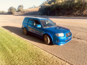 2007 Forester 2.5XT manual turbo(STi) for Sale in El Cajon, CA
