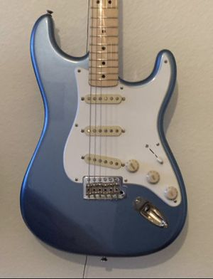 Fender classic vibe 50's squire strat for Sale in Gilbert, AZ