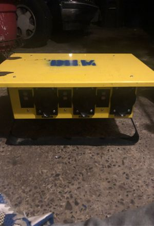 HUBBELL TPDS 50A Straight Distribution Box for Sale in Pittsburg, CA