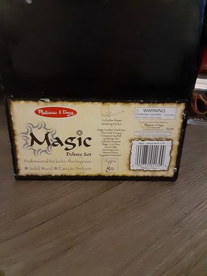 Melissa and Doug Magic Deluxe Set for Sale in Palm Bay, FL