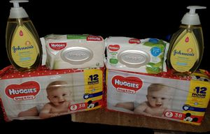 Huggies size 2 bundle for Sale in Euclid, OH