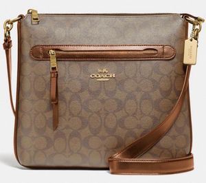 Brand New! Coach Mae File Crossbody for Sale in Fountain Valley, CA