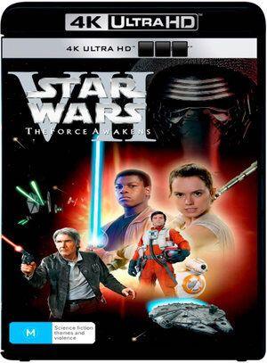 4K Star Wars 7 — Force Awakens — iTunes for Sale in Cerritos, CA