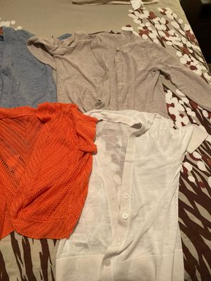 Size Small Cardigan Sweaters for Sale in Austin, TX