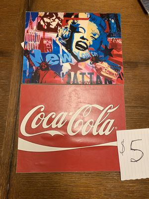 Coca-Cola metal sign for Sale in Phoenix, AZ