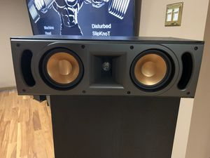 Klipsch RC52 IV Center Channel for Sale in Feasterville-Trevose, PA