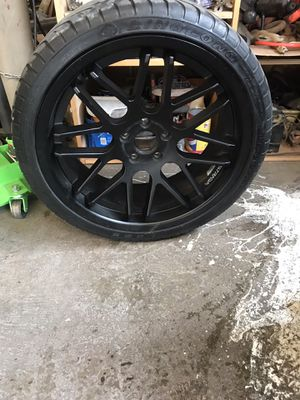 "Strada Coda Black Stealth 20"" Rims for Sale in Nashville, TN"