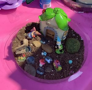 Fairy garden birthday for Sale in Glendale, AZ