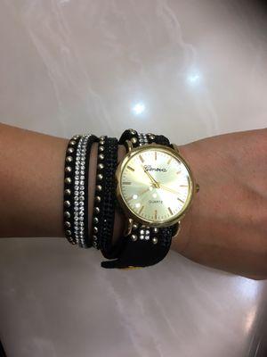 Crystal Wrap Bracelet Watch for Sale in Denver, CO