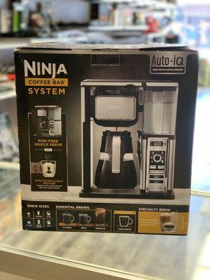 Brand new Ninja Coffee Maker #8863-3 for Sale in Medford, MA