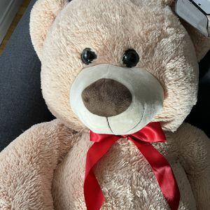 """Kellytoy Original Plush Teddy Bear 3'9"""" Tall for Sale in South Gate, CA"""