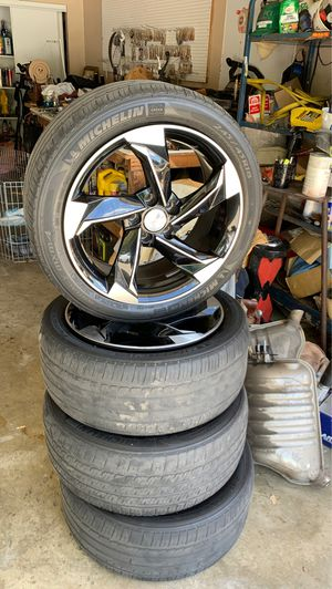 Size 18 inch andros rims. for Sale in San Jose, CA
