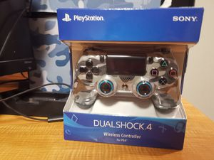 PS4 2TB with a controller, a monitor, and a headphone for Sale in Chicago, IL