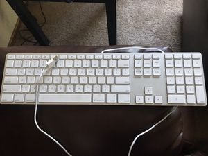 Apple keyboard for Sale in Eugene, OR