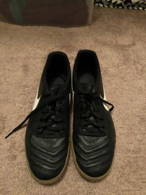 Nike Tiempo Indoor Soccer Shoes - Size 11 Men's for Sale in Morgantown, WV