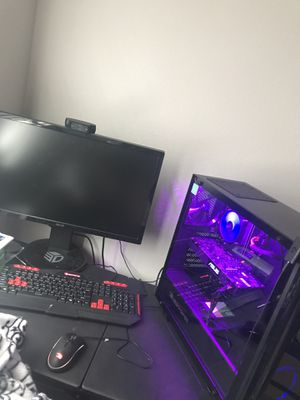 Desktop gaming computer for Sale in Mount Plymouth, FL