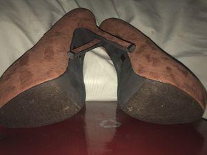 Nude pumps size 10 heels for Sale in Elizabeth, NJ