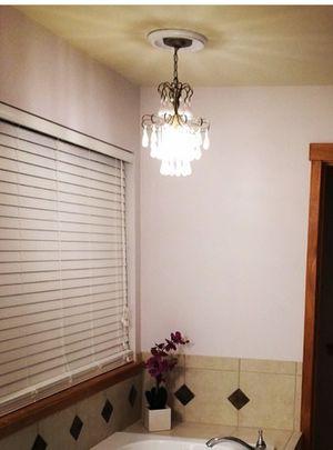Mini chandelier for Sale in Lynnwood, WA