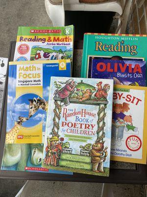 20 children's books and more for Sale in Edmonds, WA
