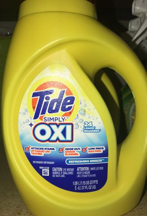 Laundry Detergent for Sale in Chesapeake, VA