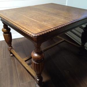 Antique Oak Table for Sale in Fairfax, VA