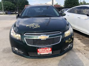 2014 CHEVY CRUZE 1.4 FOR PARTS PARA PARTES for Sale in Houston, TX