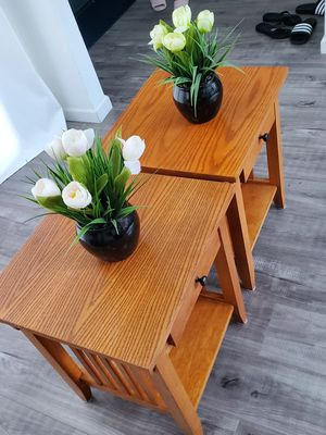 BEAUTIFUL SIDE TABLES for Sale in Irvine, CA